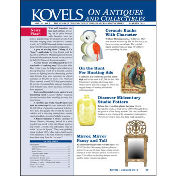 Kovels on Antiques and Collectibles Vol. 39 No. 5