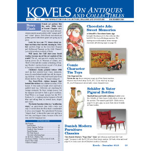 Kovels on Antiques and Collectibles